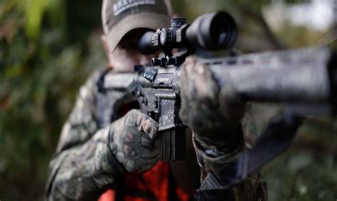 Hunting Rifles Based On Ar 15 Platform