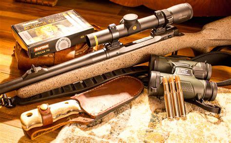 Hunting Rifles For Bear