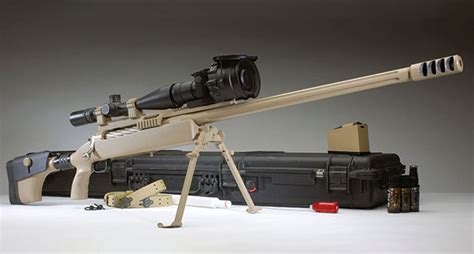 Hunting Rifles Used As Sniper Rifles In War