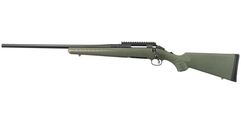 Hunting Ruger American Rifle Left Hand 7mm-08