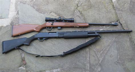 Hunting With 22 Vs Shotgun