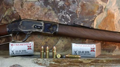 Hunting With A 4440 Winchester Rifle