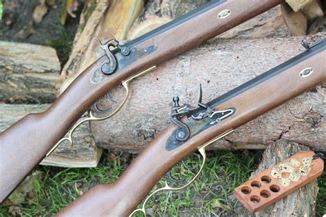 Hunting With A Hawken Rifle