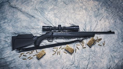 Hunting With Hmr 17 Rifle And Long Range Rifles For Elk Hunting