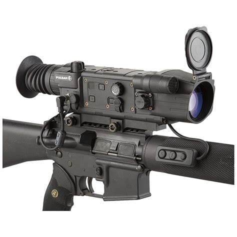 Hunting With Night Vision Rifle Scope
