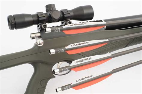 Hunting With Pcp Air Rifle With Arrows