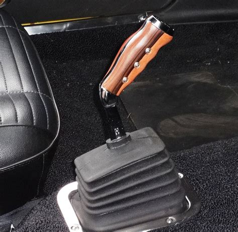 Hurst Pistol Grip Shifter Review