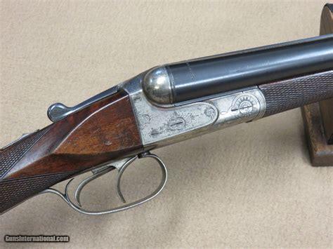 Husqvarna Double Barrel Shotgun