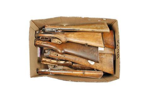 Husqvarna Shotgun Stock
