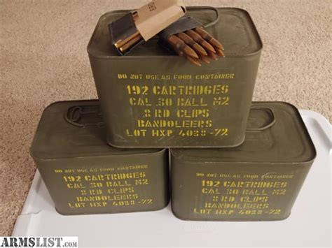 Hxp Ammo Can