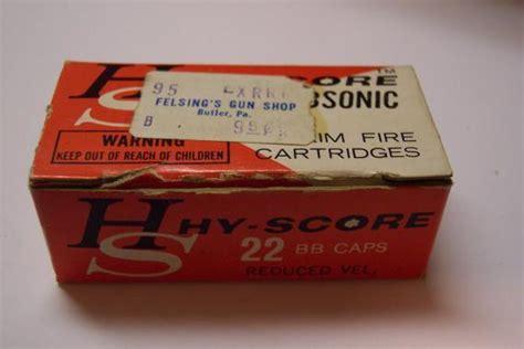 Hy Score S 22 Australian Ammo