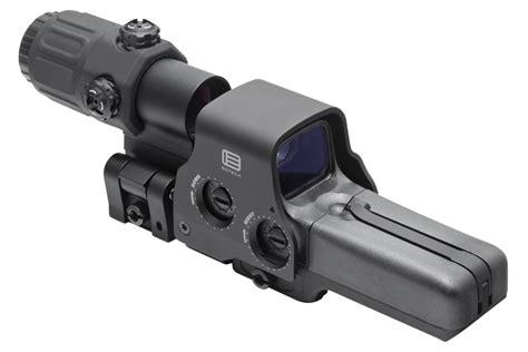 Hybrid Rifle Scope