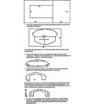 Hybrid Marsh Boat Plans