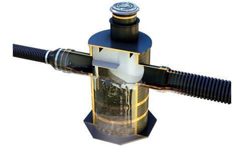 Hydrodynamic Vortex Separator