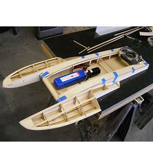 Hydroplane Boat Plans Kits