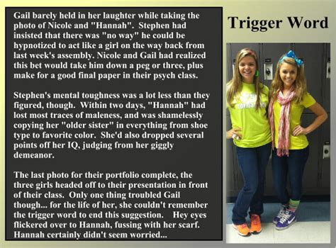 Hypnosis Trigger Words
