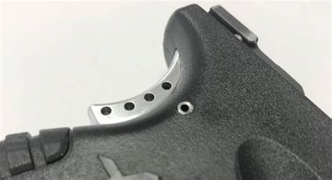 Hyve Technologies Aluminum Grip Safety For Springfield