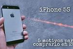 iPhone 5S En 2020