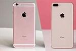 iPhone 6 Plus 6s Plus 7 Plus 8 Plus Size