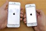 iPhone 6 vs SE