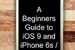 iPhone 6s Instructions for Dummies
