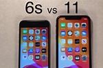 iPhone 6s vs iPhone 11