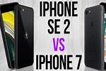 iPhone 7 vs iPhone SE2