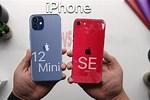 iPhone SE vs iPhone 12