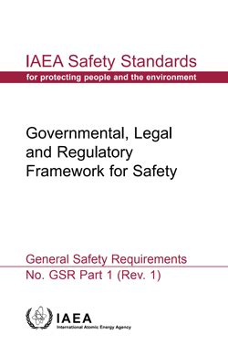 Iaea Safety Standards Series No Gsr Part 1