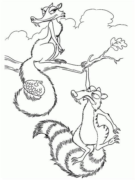 Ice Age Malvorlagen Zumba