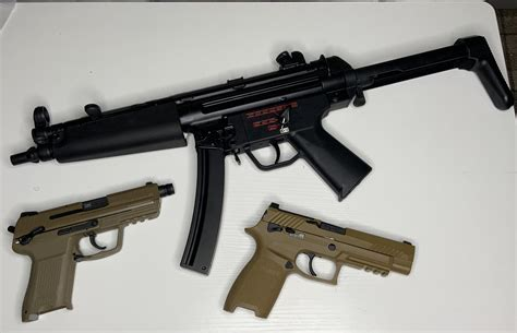 Ics Mp5 Airsoft Review