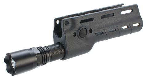 Ics Tactical Handguard With Builtin Flashlight For Mp5