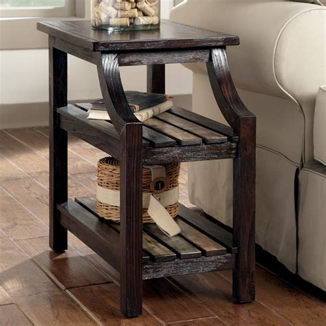 Ideas Chairside End Tables Design