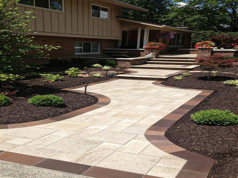 Ideas Design For Brick Patio Patterns