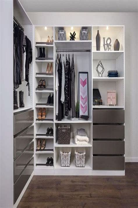 Ideas Design For Build Closet Shelves Concept