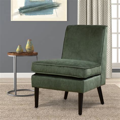 Ideas For Armless Accent Chairs Design