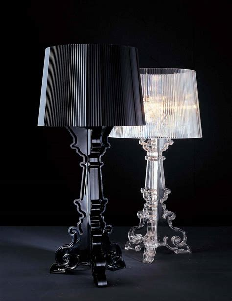 Ideas For Kartell Bourgie Lamp Design