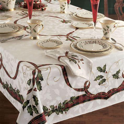 Ideas For Lenox Tablecloths Design