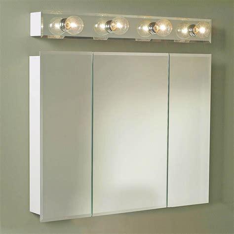 Ideas For Lighted Medicine Cabinets Design