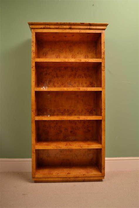 Ideas For Maple Bookcase Design