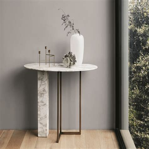Ideas For Marble Sofa Table Design