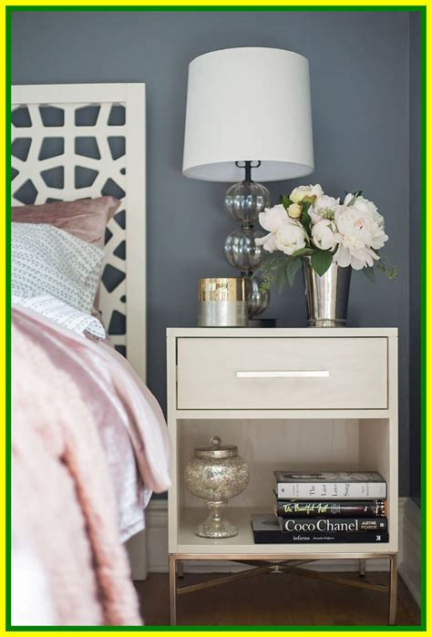 Ideas For Nightstand Height Design
