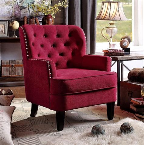 Ideas For Wingback Chairs Design