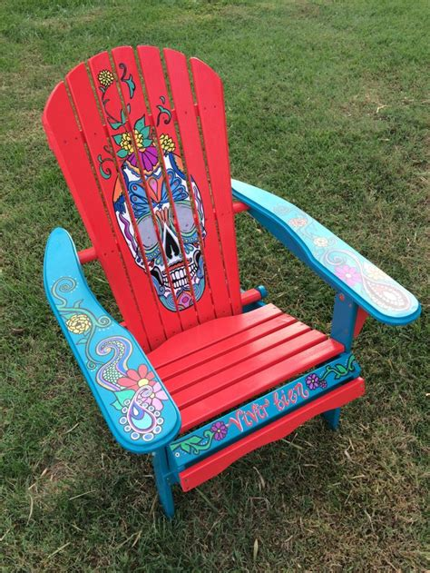 Ideas for painting adirondack chairs Image