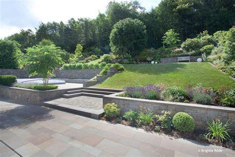 Ideen Garten In Hanglage