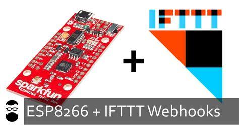 Ifttt Trigger Esp8266