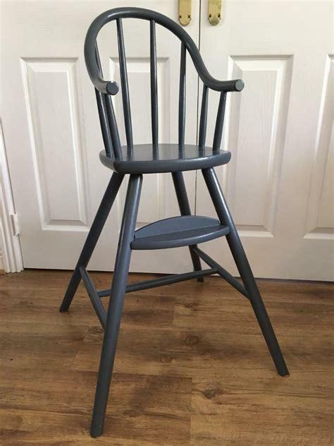 ikea wooden high chair.aspx Image