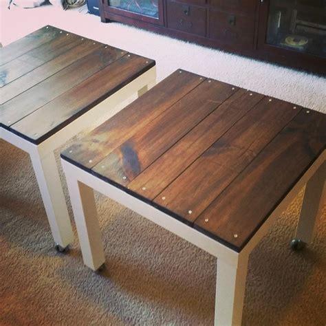 Ikea End Table Hack Image