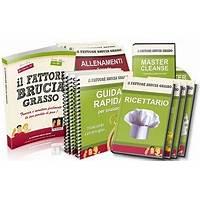 Il fattore brucia grasso : the italian version of fat loss factor compare