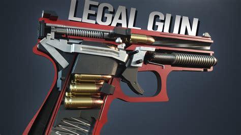 Illegal Gun Self Defense